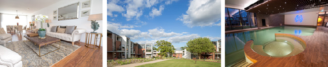 Wiltshire's Lifestyle Village for the over-60s Launches Next Phase of New Apartments